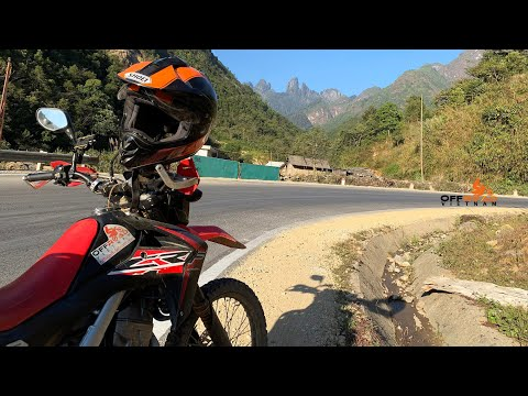 Vietnam Motorbike Tours From Hanoi To Ha Giang, Weather Couldn't Stop Us | OffroadVietnam.Com