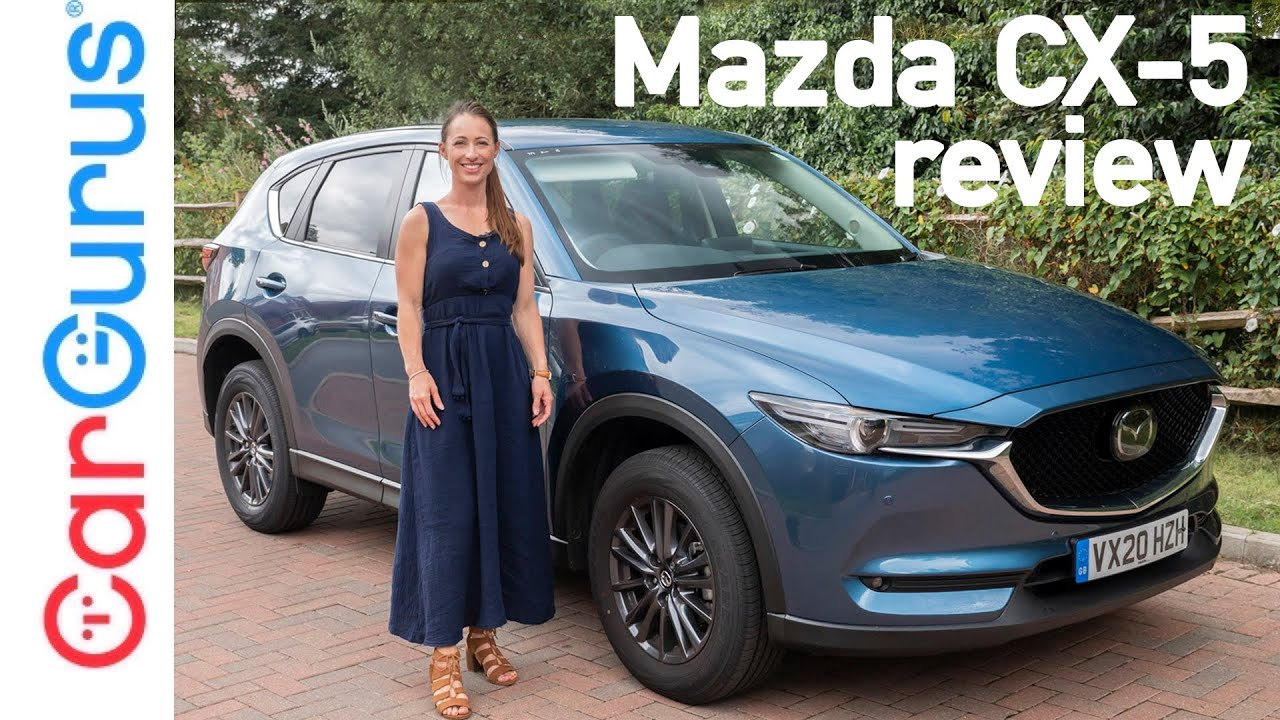 2020 Mazda Cx5 Review Updated Suv Put To The Test Cargurus Uk Youtube
