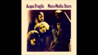 Watch Acqua Fragile Opening Act video