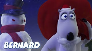 Счастливого Рождества от Бернарда Мишки Сборник Мультфильмы для детей