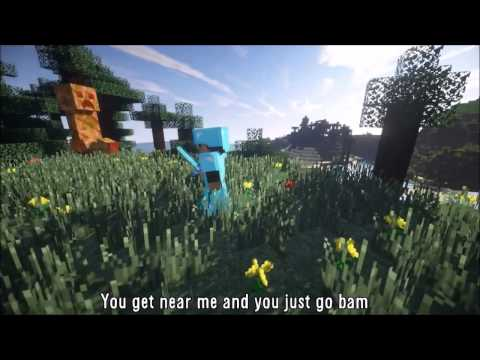 Invincible  - A Minecraft Parody of Sia's Chandelier (Music Video)By xViperLink 2 Hour Loop!