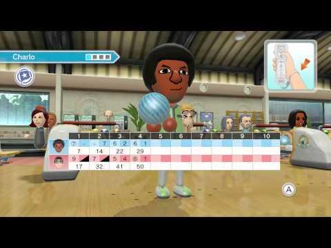 Liveplay - Wii U - Wii Sport Club - Bowling