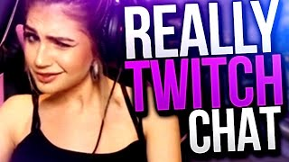 Horny Twitch Chat - Twitch Clips #34 - Funny & Fail Highlights