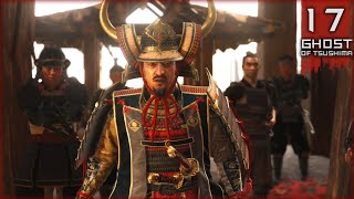 ACT 2 FINALE! THE FATE OF TSUSHIMA SIEGE! | Ghost of Tsushima Walkthrough Gameplay (PS4 Pro) #17