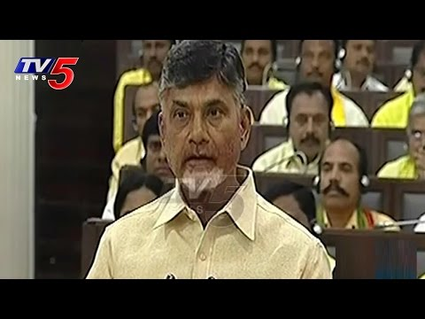 AP Assembly Sessions Started | Chandrababu Pays Tribute To Abdul Kalam : TV5 News