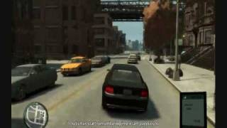 GTA IV PC Gameplay video