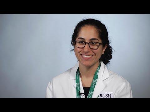 Leda A  Ghannad, M D    Midwest Orthopaedics at Rush