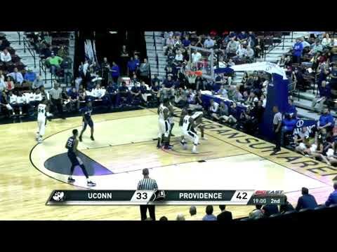 Providence vs. UConn Highlights 10/25/17