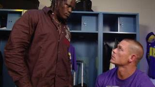 Raw: R-Truth offers John Cena controversial advice