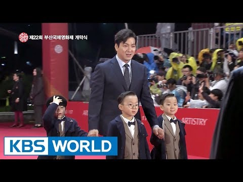 Opening Ceremony of The 22nd Busan International Film Festival [ENG/2017.10.18]