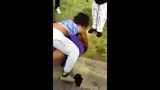Repeat youtube video Sharkiesha's Fight in the streets