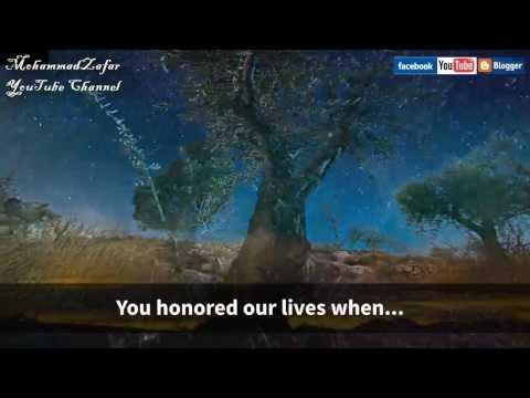 Anti Hayaa ᴴᴰ   Eng subs   أنتِ الحياة - مبارك تركي   Mubarak Turky