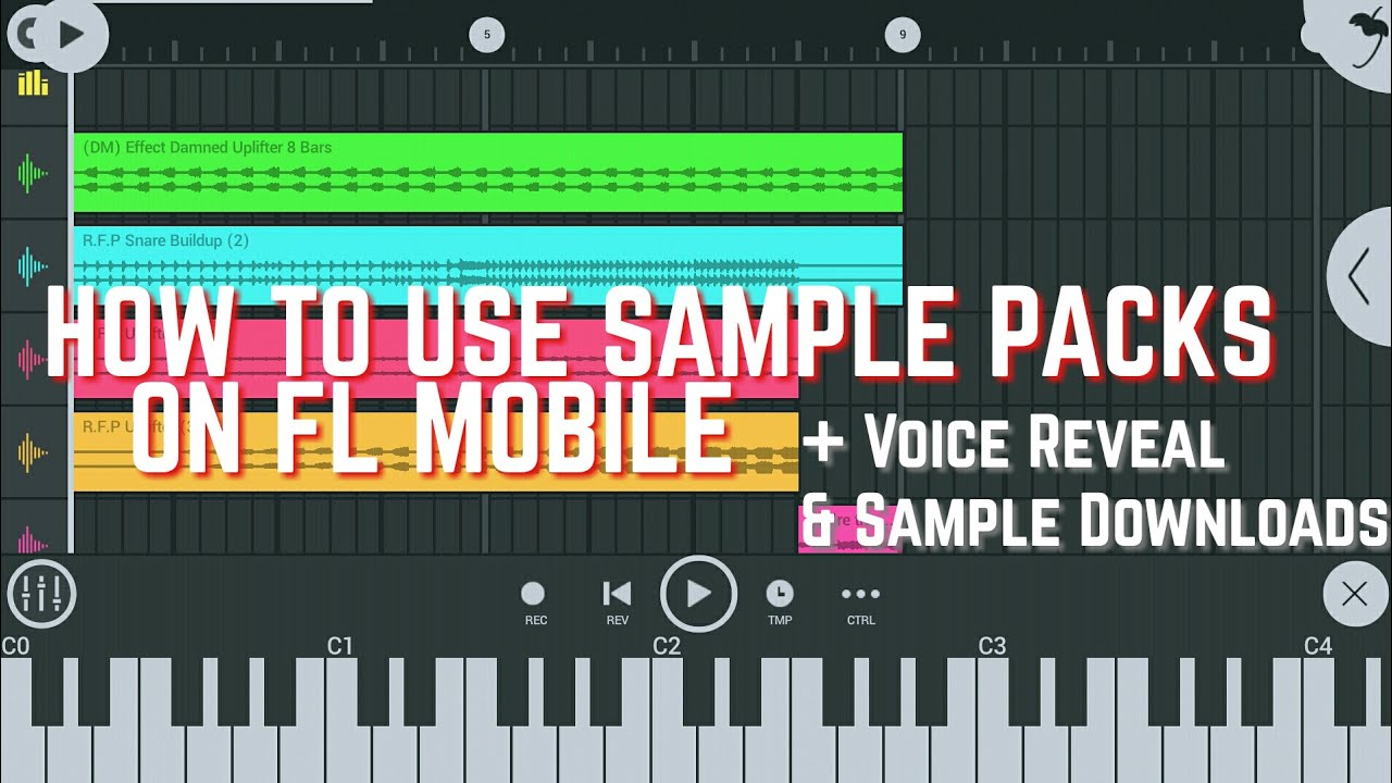 Real instruments and acoustic fills for fl studio mobile (part 2.