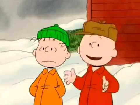 I Want a Dog For Christmas, Charlie Brown (2003) - YouTube