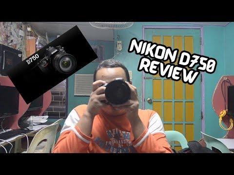 NIKON D750 REVIEW (PANGMALAKASANG PHOTOGRAPHER) | GIDEON CO