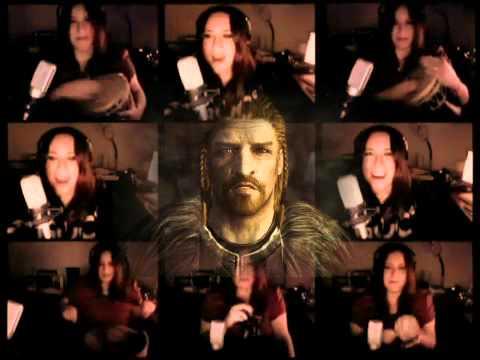 Malukah feat. Ulfric Stormcloak - Age of Oppression
