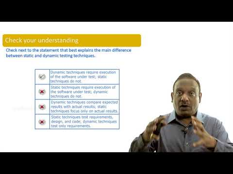 Software Testing Tutorials - ISTQB Certification : Chapter 3.1 - Static Testing
