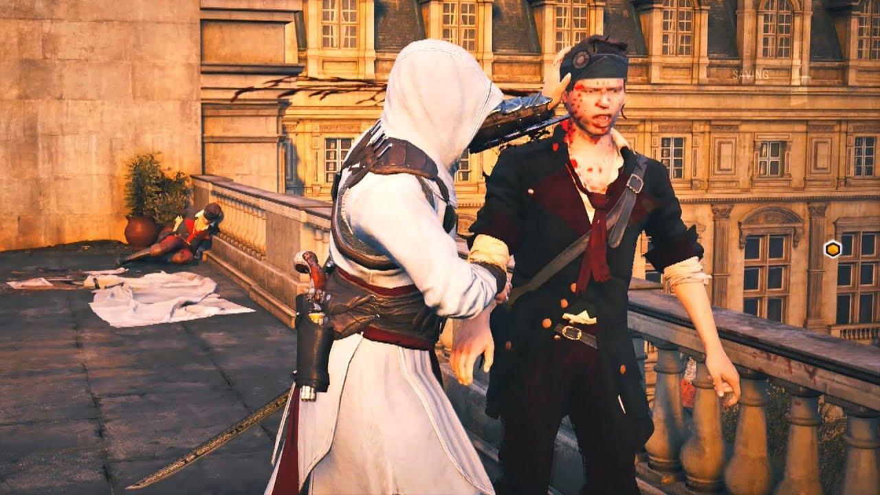 Assassin's Creed Unity - Aggressive Stealth Kills - PC RTX 2080 Gameplay thumbnail