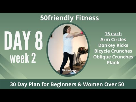 fitness-for-women-over-50-or-overweight,-beginner-home-workout---week-2-day-8