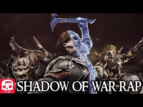 "SHADOW OF WAR RAP by JT Music (feat. Daddyphatsnaps) - ""Embrace My Curse"""