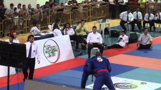 Denis Gomes vs Thiago Pereira - Brazil National Pro 2015