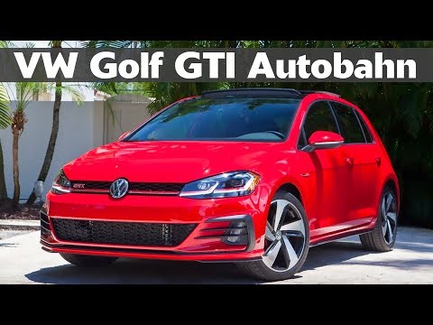 2019 Volkswagen Golf GTI Autobahn - Walkaround, Features & Review - Test Drive
