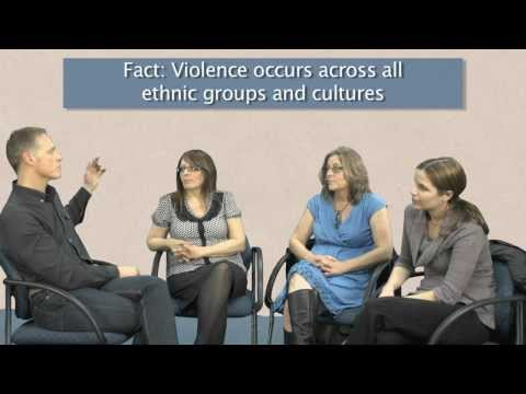 Fact Violence occurs across all ethnic groups and cultures