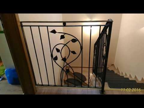 Modernistyczne Wzory ogrodzeń i balustrad - YouTube DN77