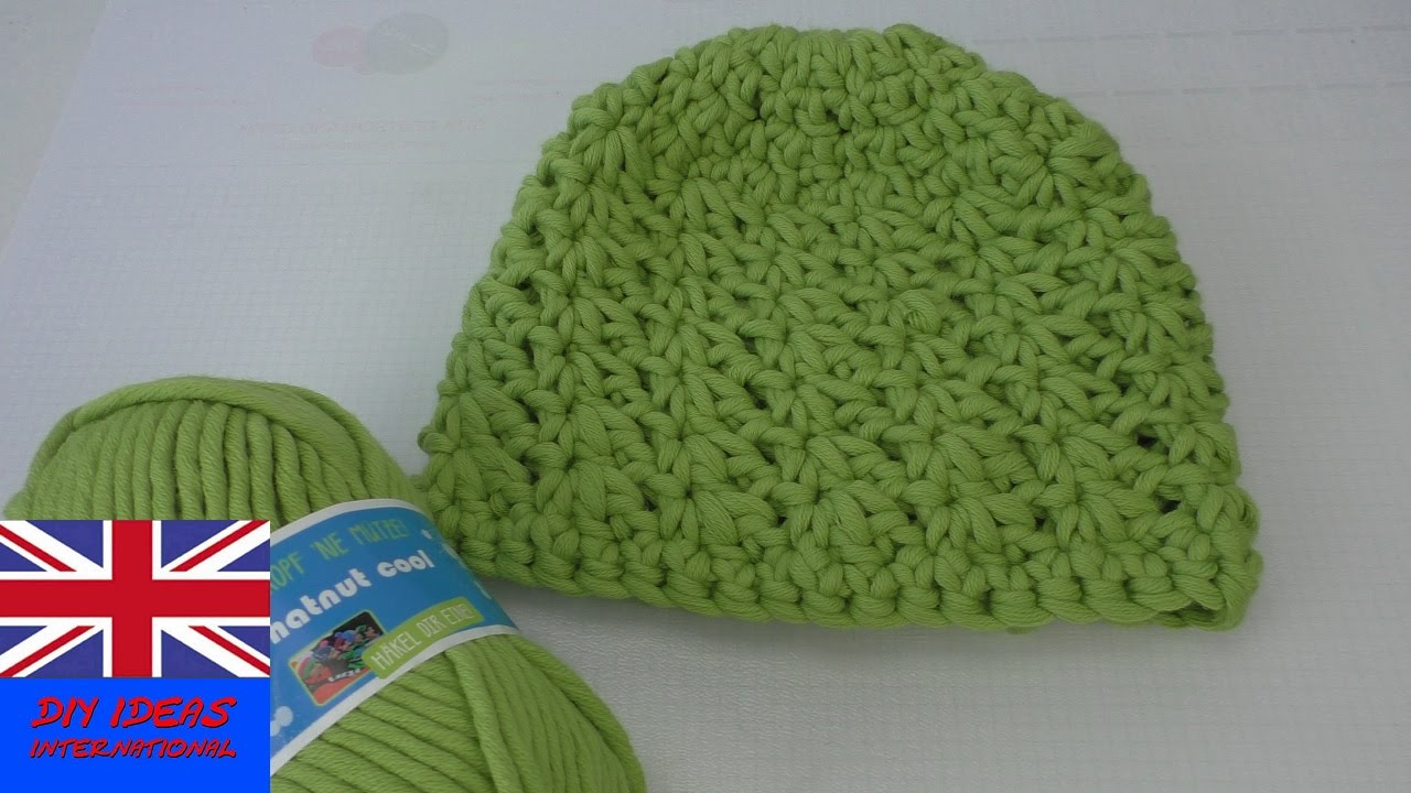 crochet hat tutorial easy and step by step crochet tutorial