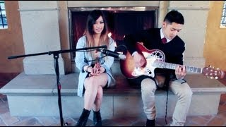Avicii - Seek Bromance/ All you need is Love/ Enough is Enough (Chantelle Truong Acoustic Mashup)