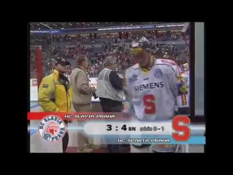 Play off Tipsport extraligy 2005/2006 - finále: HC Slavia Praha vs. HC Sparta Praha