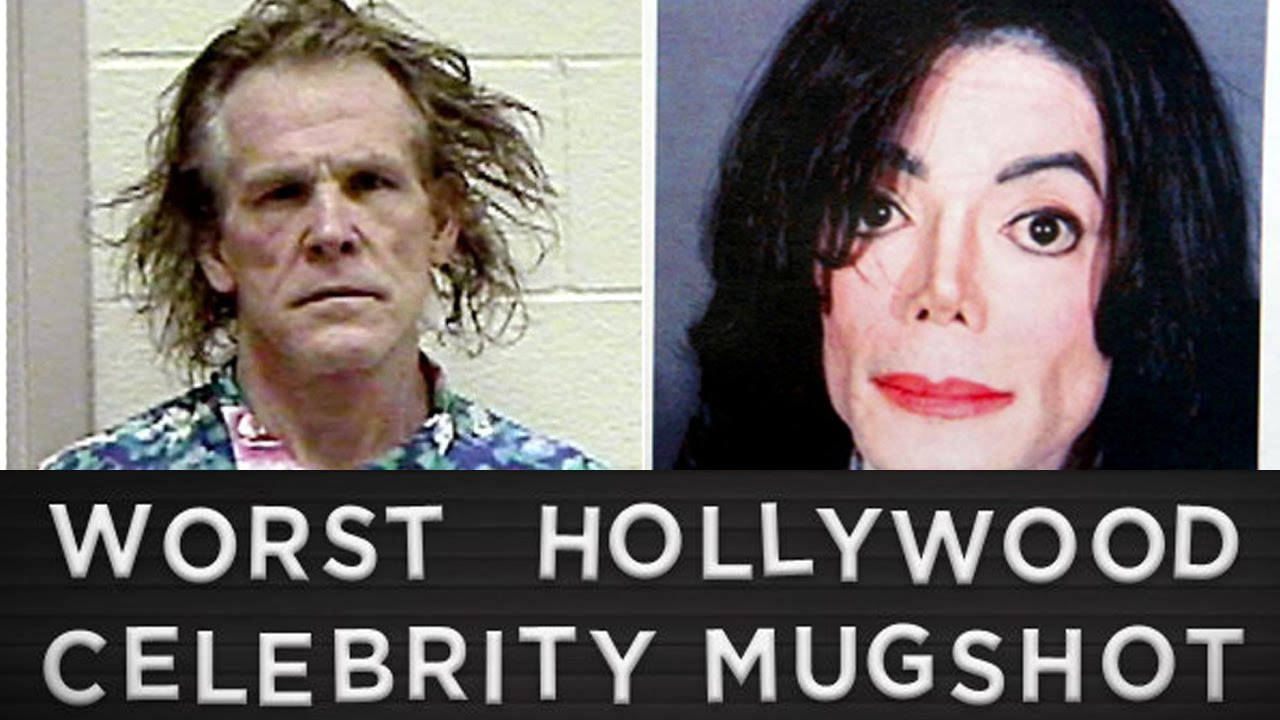 Mean Muggin': VIBE's Greatest Celebrity Mugshots, Starring ...