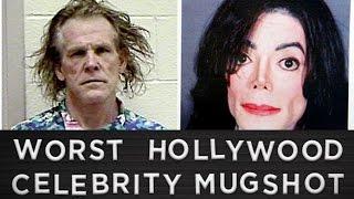 Top 5 Worst Celebrity Mugshot