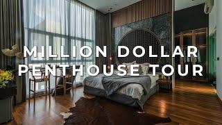 Award Winning LUXURY MILLIONDOLLAR PENTHOUSE   ASIA BEST INTERIOR DESIGN   Luxury Bedroom Opulent 30