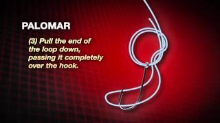 How To Tie A Palomar Knot by Abu Garcia