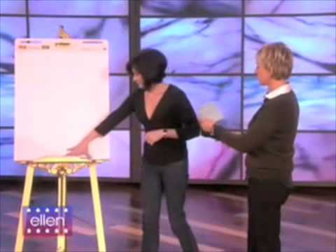 Ellen DeGeneres On Tatiana Of American Idol