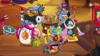 Мультик Игра для детей Энгри Бердс  Прохождение игры Angry Birds epic 32 серия