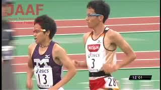 第95回日本陸上競技選手権大会 男子 5000m 決勝