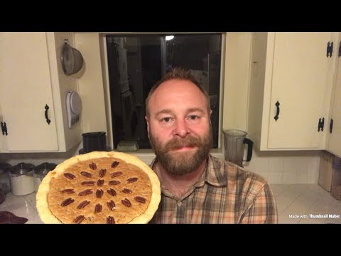 Gluten Free Pecan Pie | How-to