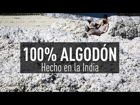 100% algodón. Hecho en la India - Documental de RT