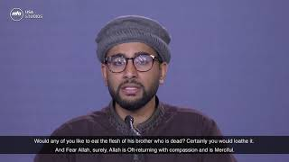 Recitation of The Holy Quran - Jalsa Salana USA 2019 (Saturday PM)
