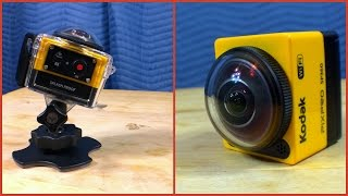 Review: Kodak Pixpro SP360 Action Camera with Extreme Accessories Kit