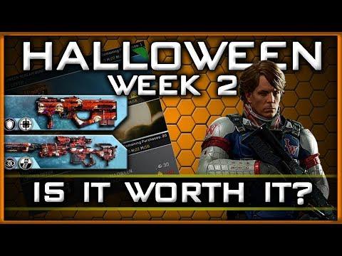 Are the Week 2 Variants Worth it? | Halloween Scream! (RPR Haven & KBS Ghoul)