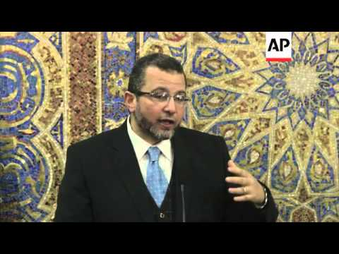 Egyptian prime minister on visit to Amman