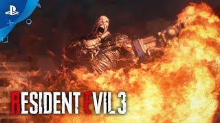 Resident Evil 3 - Special Developer Message   PS4