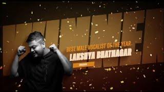 Best Male Vocalist Award 2020 - SocialMob Music Awards - Pari