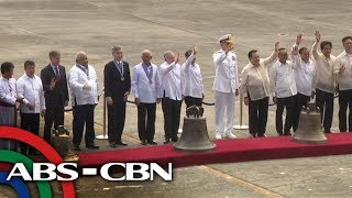 Top Story: Balangiga bell tolls in hometown for first time in 117 years