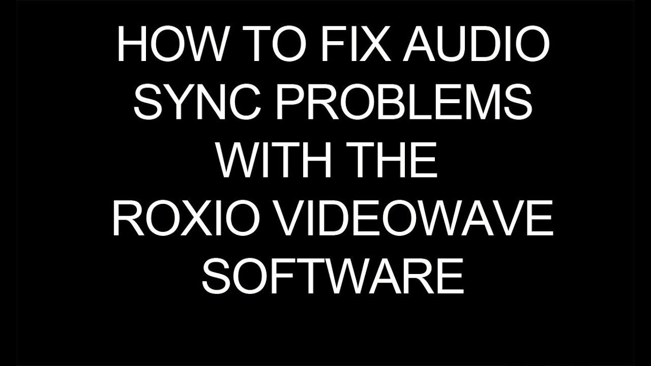 roxio videowave download