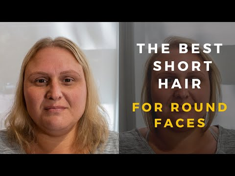 easy-hairstyles-for-short-hair-(round/full-face-shapes)