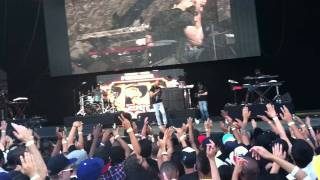 Common- Its Your World live  at rock the bells